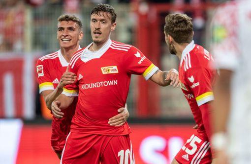 Union Berlin feiert deutlichen Sieg gegen Mainz 05