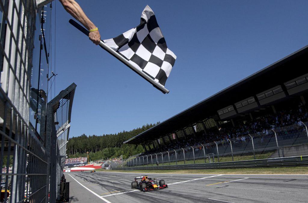 Die Formel-1-Saison startet am 5. und 12. Juli in Spielberg. Foto: AP/Christian Bruna
