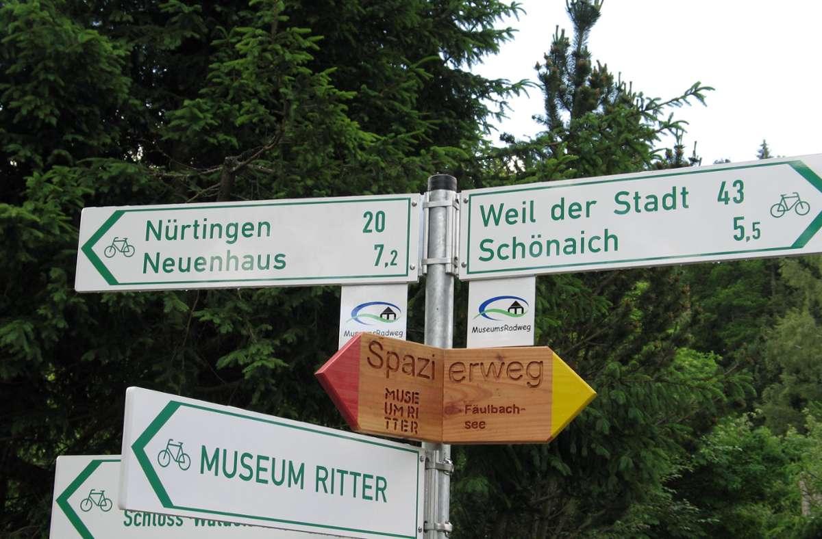 Der Museumsradweg soll zu einer Landschaftsparkroute aufgewertet werden. Foto: /Gabi Ridder