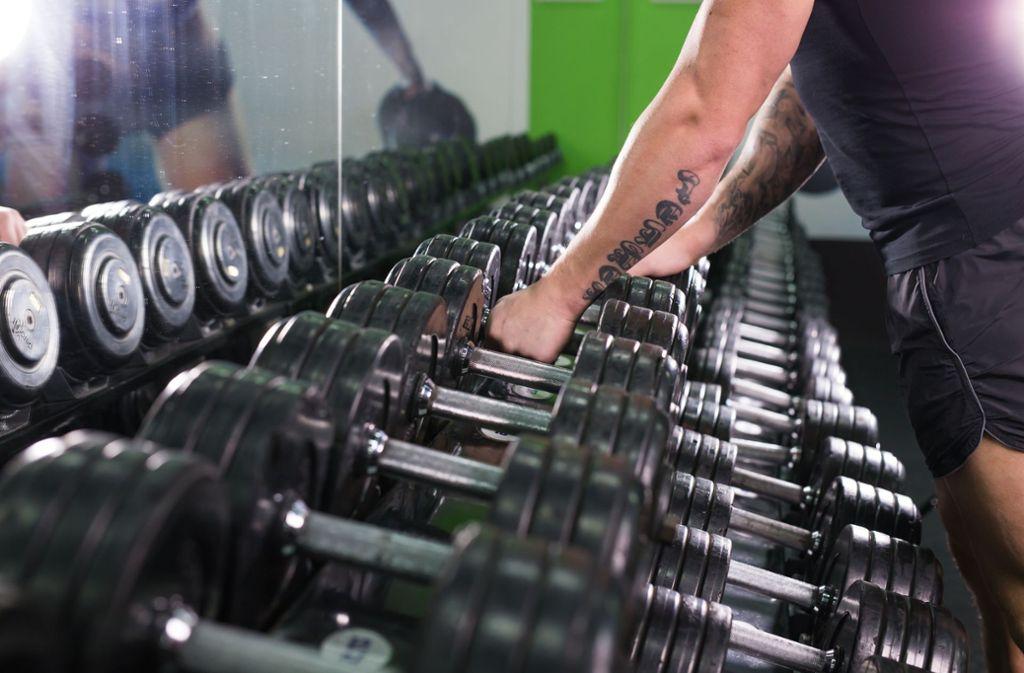 In einem Fitnessstudio in Wiesloch wurde gegen die Corona-Verordnung verstoßen. (Symbolbild) Foto: © Satura/Satura
