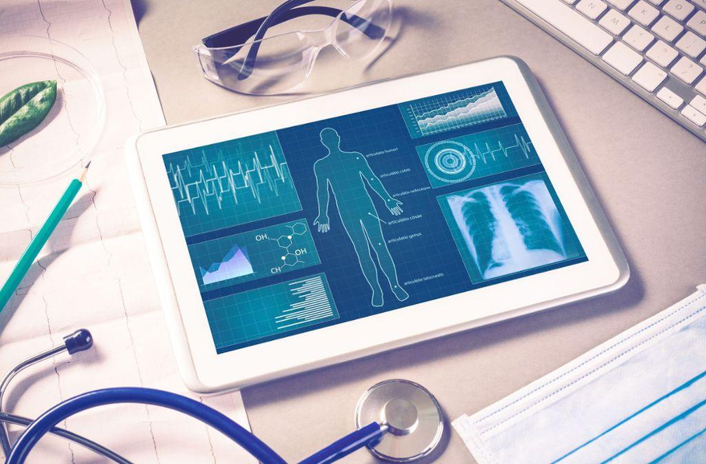 Hochsensible medizinische Daten sind ungesichert im Netz gelandet – 13 000 Datensätze sind laut Recherchen deutschen Patienten zuzuordnen. (Symbolfoto) Foto: adam121 - stock.adobe.com/Khakimullin Aleksandr D9