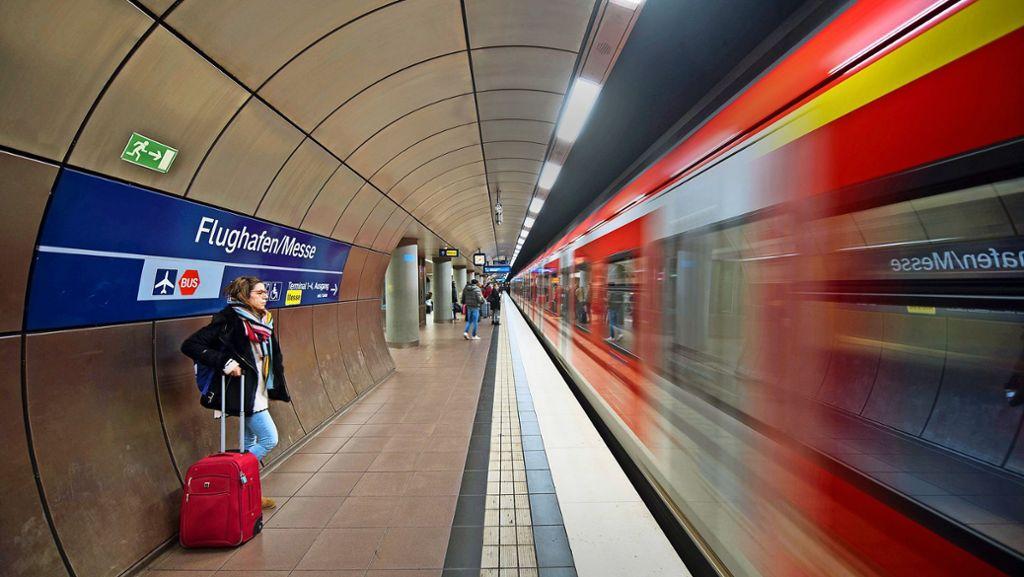 2,5 Millionen Fahrgäste müssen umsteigen