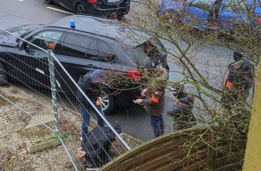 Terrorverdächtiger wird an Niederlande ausgeliefert