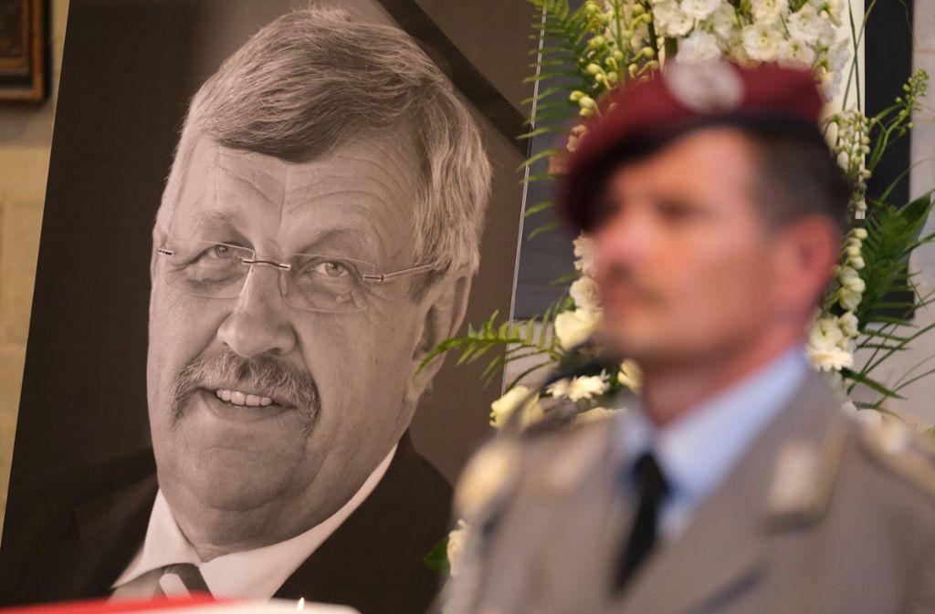 Der Tod von Walter Lübcke wird weiterhin Fragen auf. Foto: Getty Images