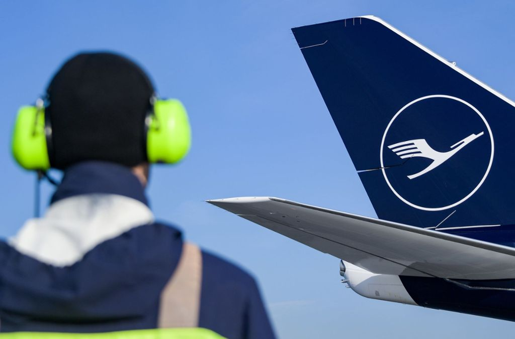 In Belgrad musste eine Lufthansa-Maschine evakuiert werden (Symbolbild). Foto: dpa
