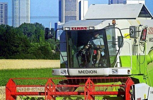 Landwirtschaft in der Stadt geht neue Wege