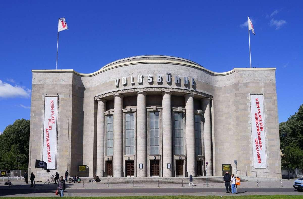 Der Verein Freie Volksbühne Berlin kümmert sich nicht nur Karten fürs Volksbühnen-Theater. Foto: imago//Pop-Eye/Christian Behring