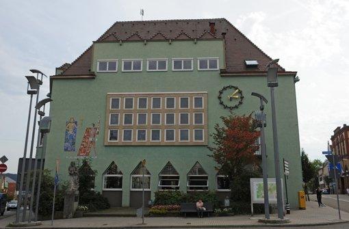 Abfuhr für neues Rathaus
