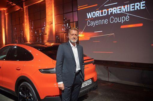 Porsche will mit Cayenne Coupé junge Kunden gewinnen