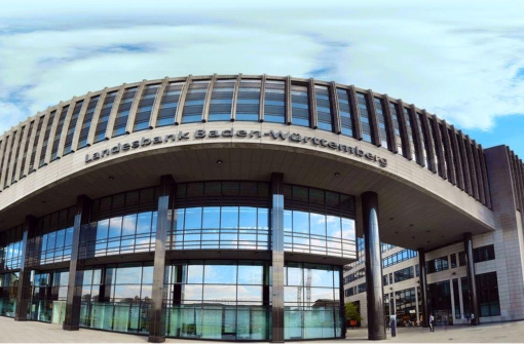 Die Stadt Stuttgart soll sich an der Kapitalerhöhung bei der Landesbank Baden-Württemberg beteiligen. Foto: Achim Zweygarth
