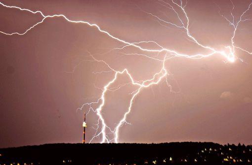 Siebenschläfertag bringt Gewitter nach Stuttgart