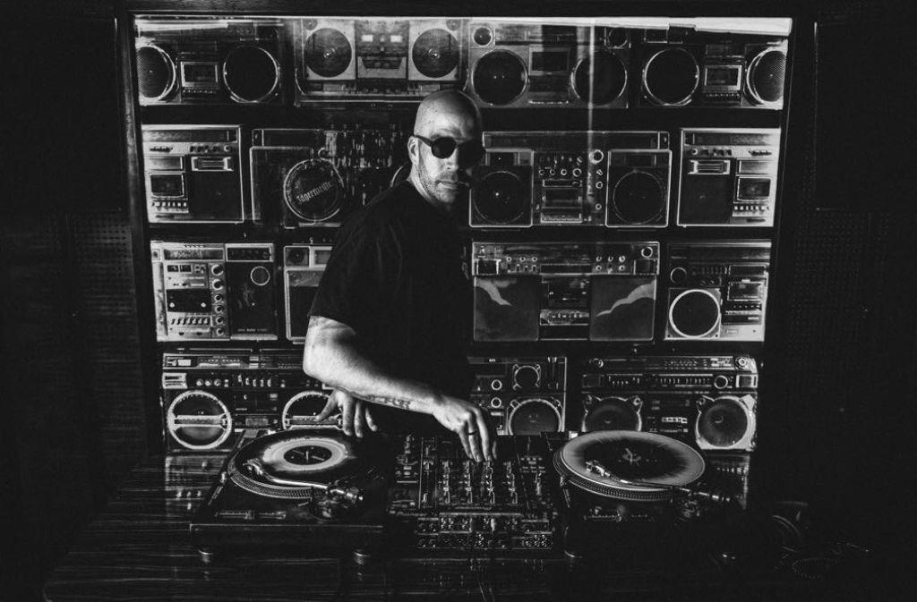 Er ist der DJ mit dem Feier-Gen: Hannes Köhn a.k.a. KidCut. Foto: privat