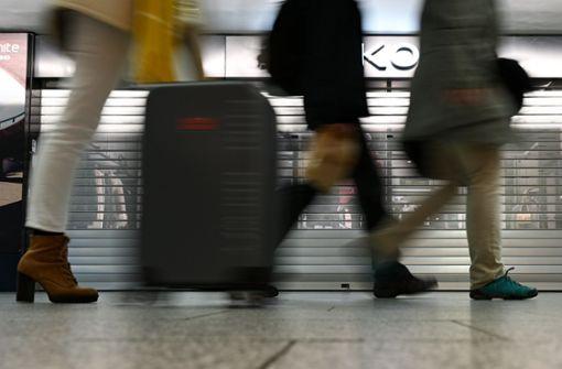 Frankfurter Flughafen am Samstag teilweise gesperrt