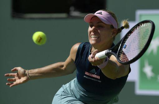 Angelique Kerber verliert Finale gegen Andreescu