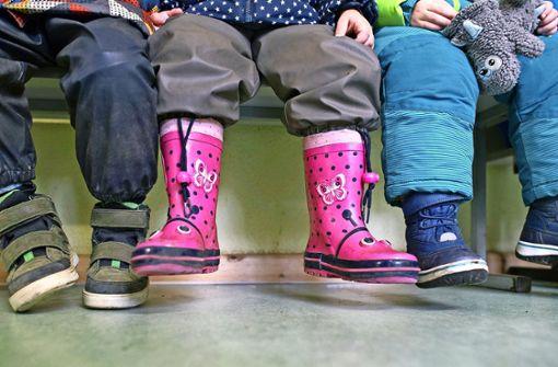 Bei der Kinderbetreuung kommt Bewegung ins Spiel