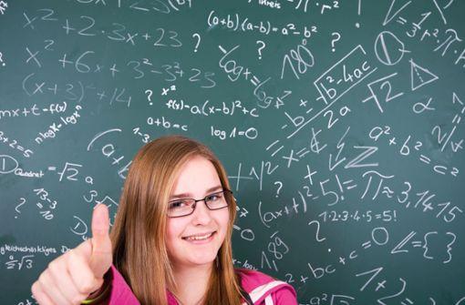 Mathe nur für Mädchen?
