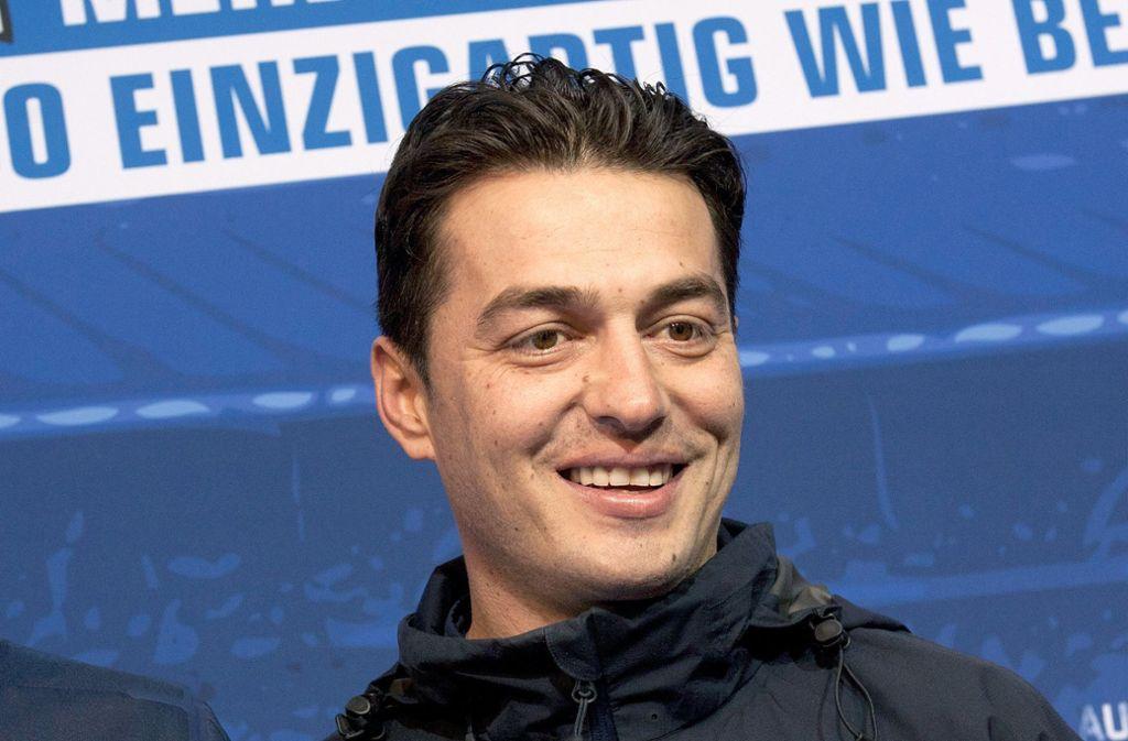 Ante Covic übernimmt bei Hertha BSC demnächst die Bundesligamannschaft – früher kickte er auch beim VfB Stuttgart. Foto: dpa