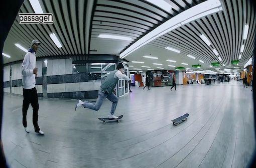 Stuttpark zeigt Stuttgarter Skateboard-Geschichte