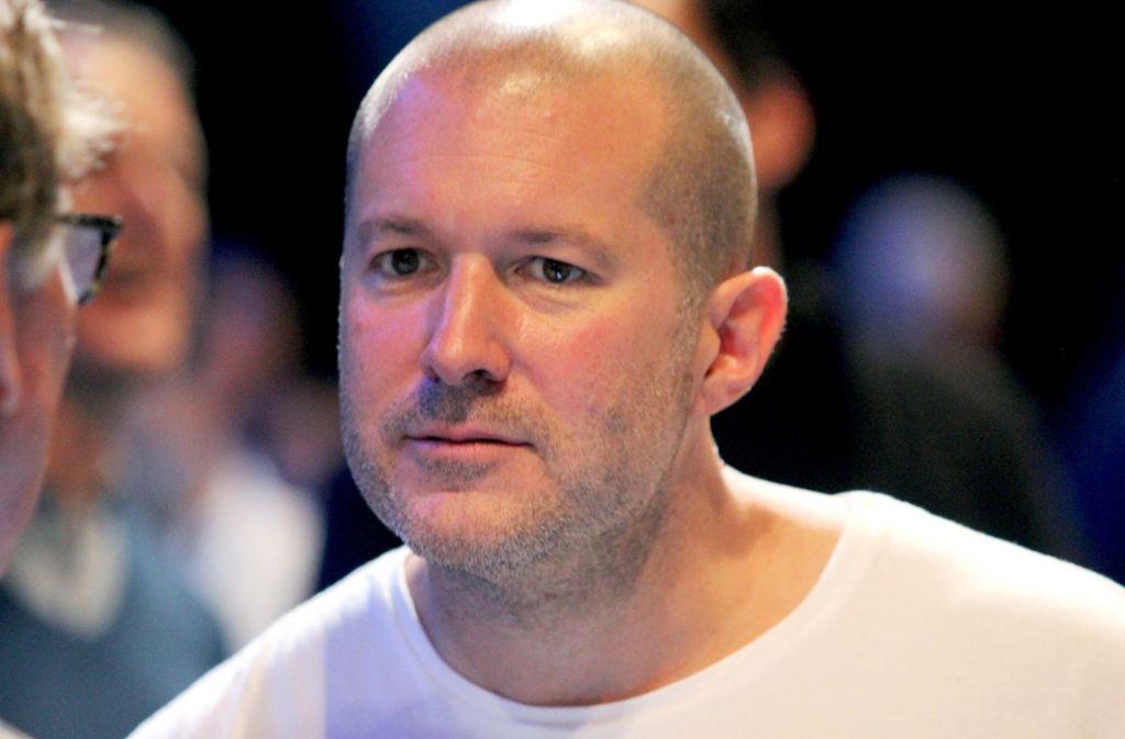 Jony Ive verlässt Apple, um eine eigene Firma zu gründen. Foto: dpa