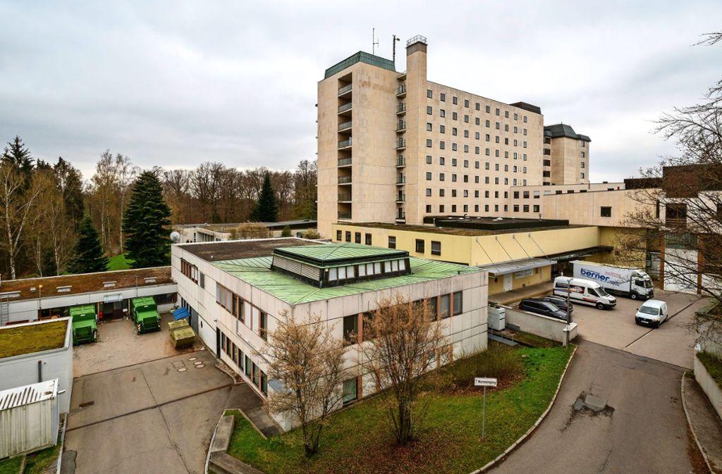 In Sindelfingen wird das Krankenhaus überflüssig. Das Klinikareal soll zur IBA neu erfunden werden. Foto: factum/Weise