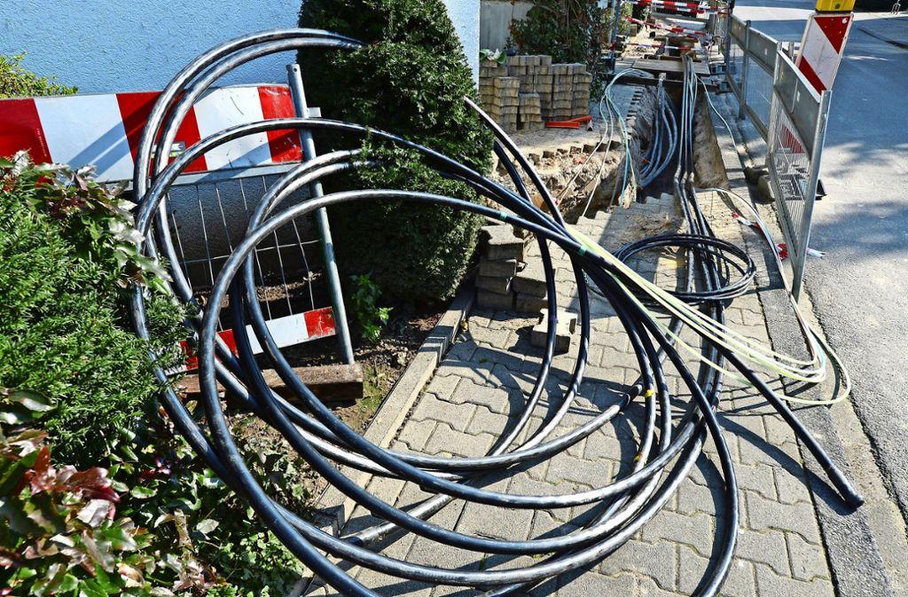 Die Stromversorgung muss  grundlegend umgestaltet werden. Foto: dpa/Dedert (Archiv)