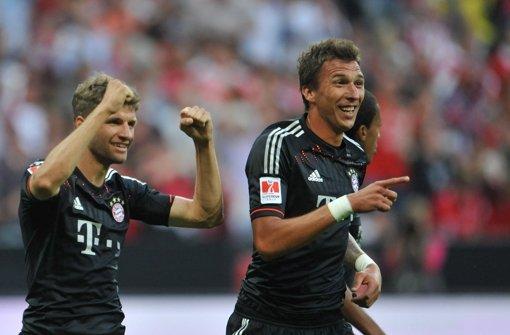 Bayern überwinden Dortmund-Fluch