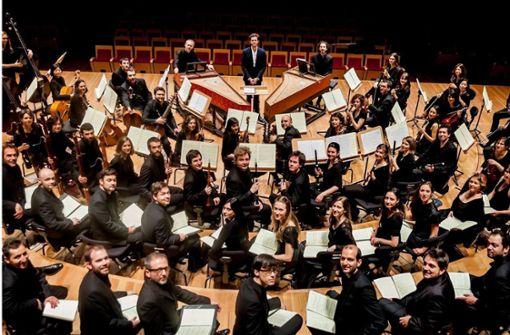 Bach-Tänze und ein englisches Halleluja