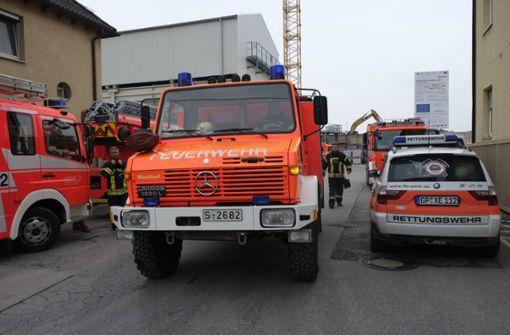 Brand in Tunnelröhre führt zu Großeinsatz der Feuerwehr