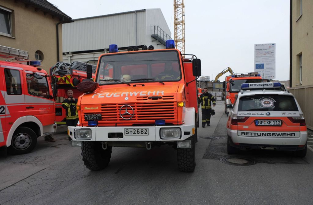 In einer Tunnelröhre in Stuttgart ist es am Mittwoch zu einem Brand gekommen. Foto: 7aktuell.de/Frank Herlinger