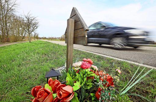 Eine Risikostrecke mit  bereits vier Todesopfern