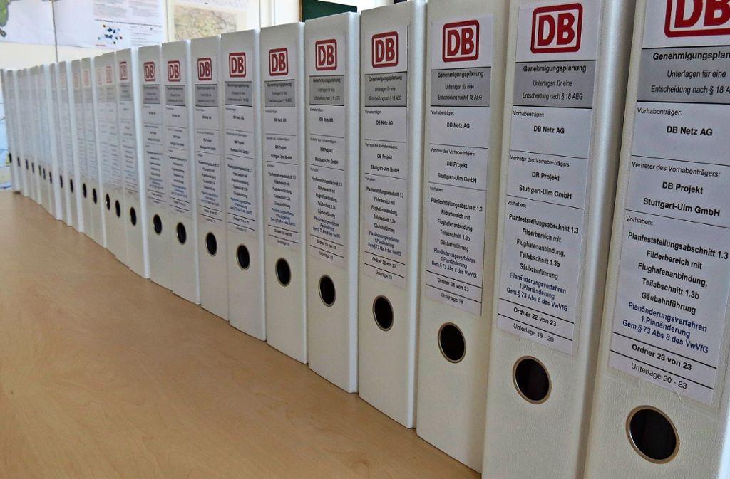 In Plattenhardt war der Andrang der Bürger zu den 24 Ordnern überschaubar, in Echterdingen klopften mehr Leute an. Foto: Judith A. Sägesser