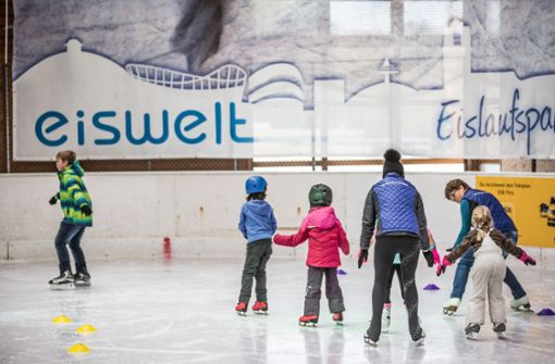 Eislaufsaison startet mit Coronaregeln