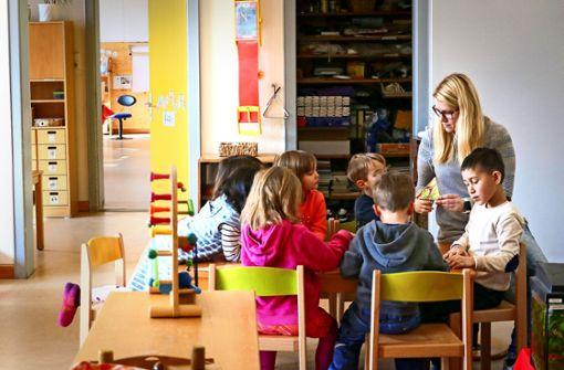 Keiner will  Kindergarten bauen