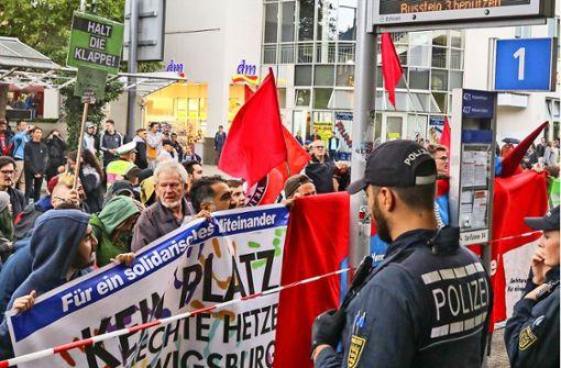 CDU will nicht gegen Beatrix von Storch demonstrieren