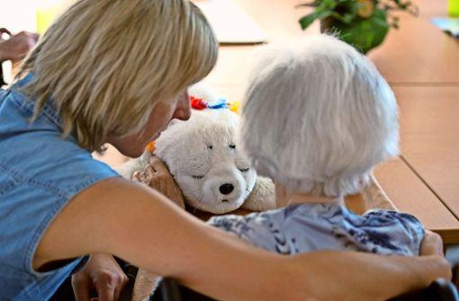 Für die Entlastung Pflegebedürftiger