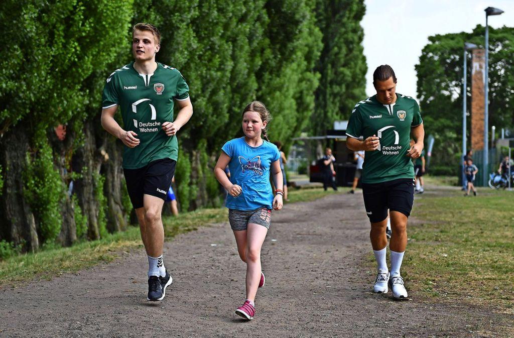 Laufen für einen guten Zweck ist am Freitag in Stuttgart-Vaihingen möglich. Foto: imago sportfotodienst