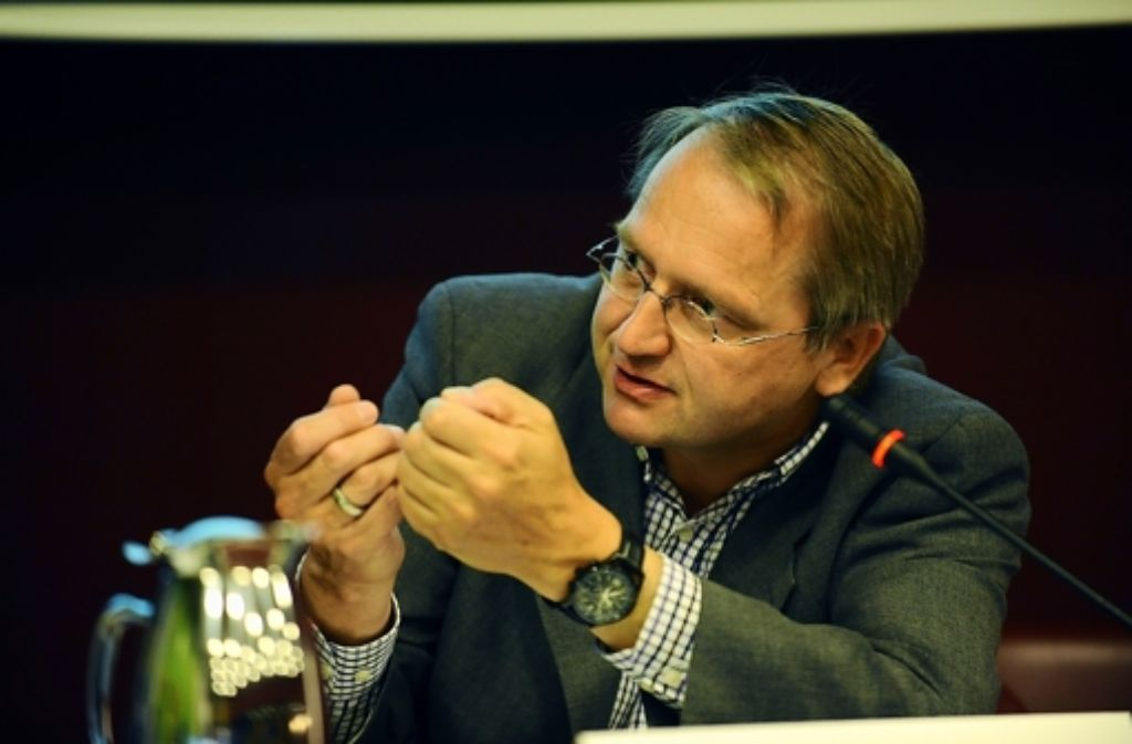 Jörg Hübner will in Bad Boll anpacken. Foto: Evangelische Akademie