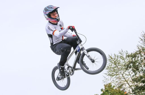 Mit dem BMX-Rad zur Pumptrack-WM