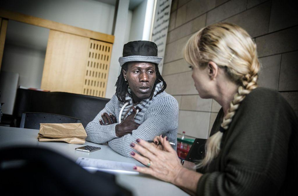 Die Beratung und Betreuung von Flüchtlingen ist eine wichtige Aufgabe. Foto: Horst Rudel