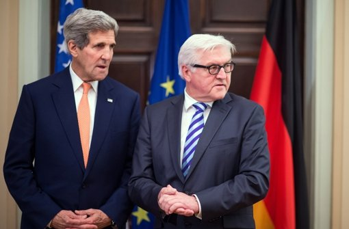 Kerry würdigt Partnerschaft