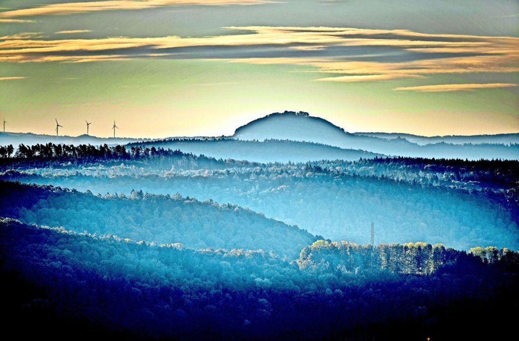 Der Schwäbische Wald ist für   viele Besucher   nach wie vor ein Geheimtipp. Foto: Stoppel/Archiv