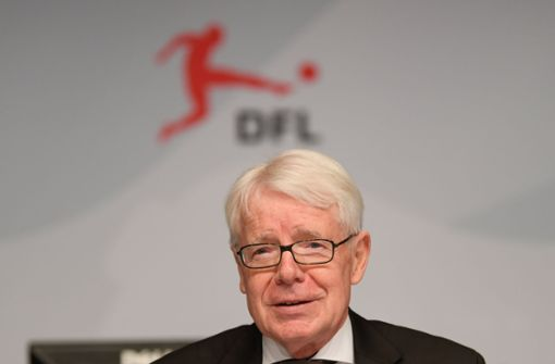 Reinhard Rauball wird nicht mehr kandidieren