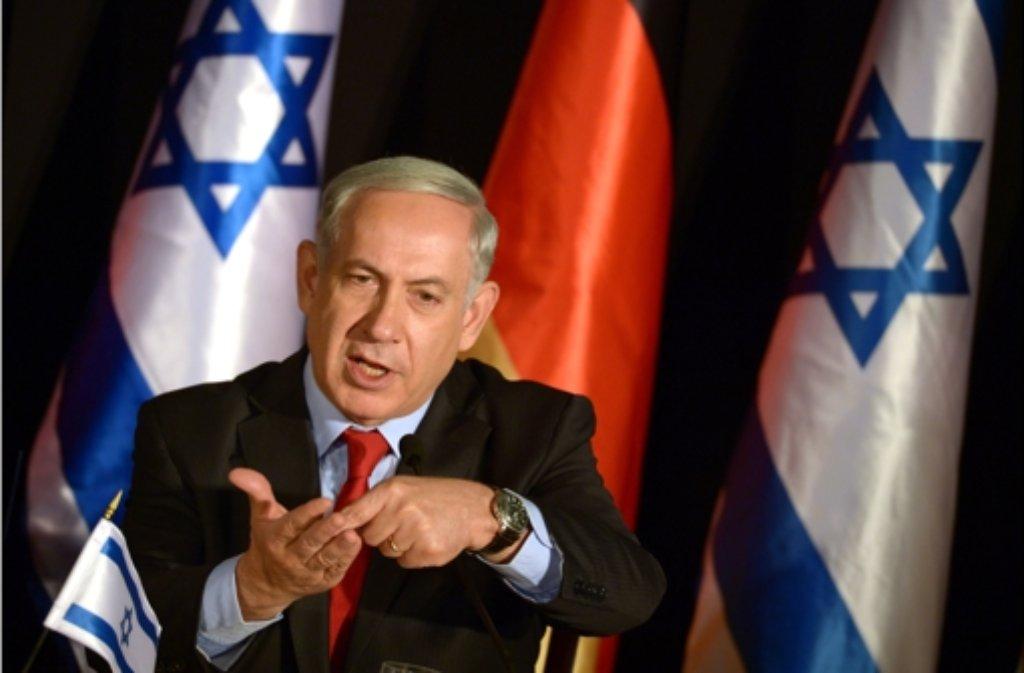 Der israelische Ministerpräsident Benjamin Netanjahu hat europäische Juden nach den Anschlägen in Kopenhagen und Paris dazu aufgerufen, nach Israel auszuwandern.  Foto: dpa