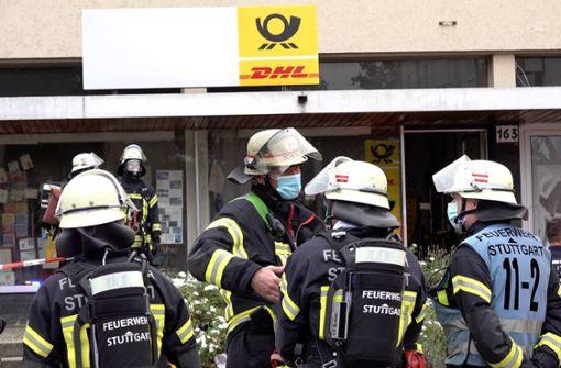 Akku hat Brand in Postfiliale ausgelöst
