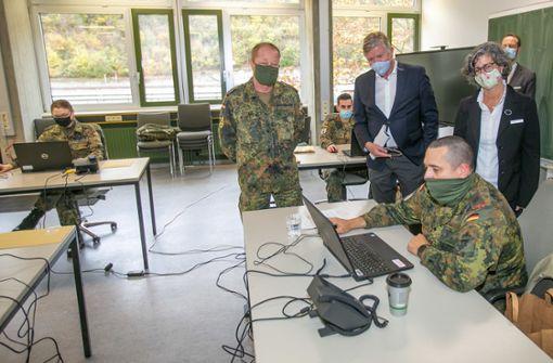 Landrat Heinz Eininger kritisiert Türkei-Rückkehrer