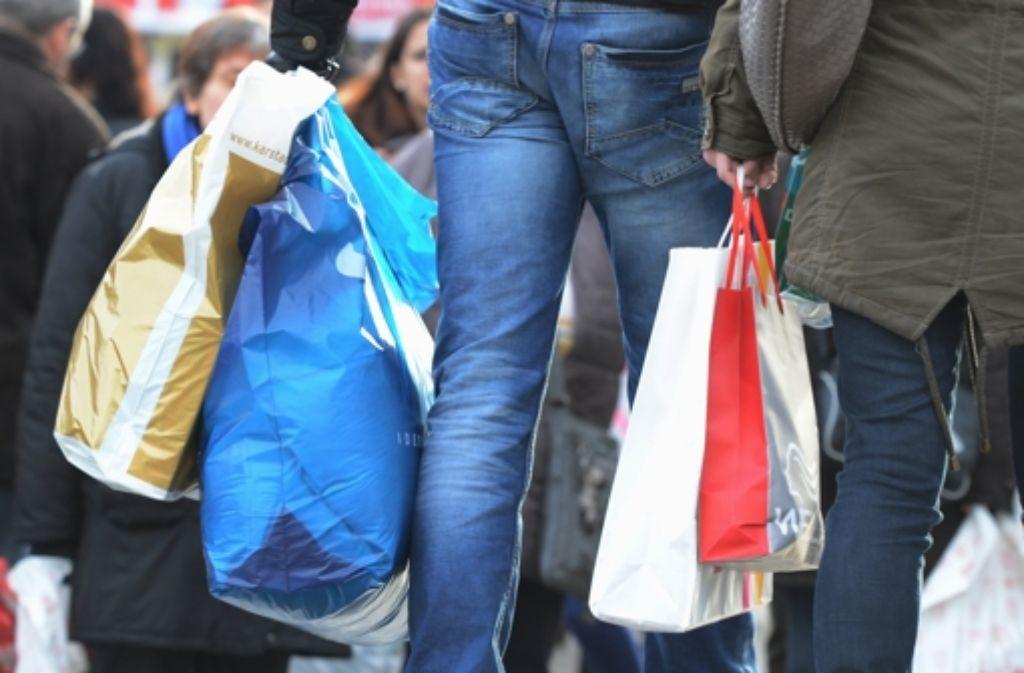 In Gerlingen soll auch das Einkaufen verbessert werden. Foto: dpa