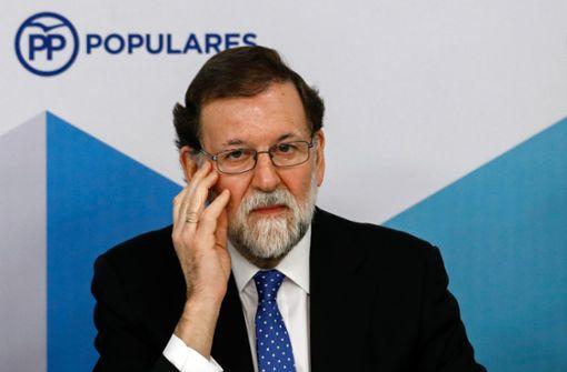 Rajoy lehnt Treffen mit Puigdemont ab