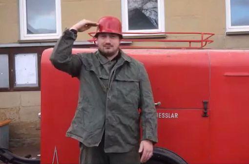 Eine Dorf-Feuerwehr aus Bayern hat mit einem albernen Video einen unerwarteten Internet-Erfolg gelandet. Foto: