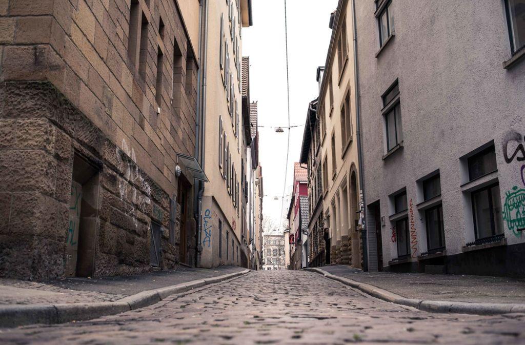 In einer Absteige im Rotlichtviertel ist der junge Mann gelandet. Foto: Lichtgut/Max Kovalenko