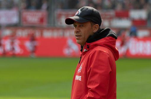 """Zustand vom Vater des Köln-Trainers """"sehr ernst"""""""